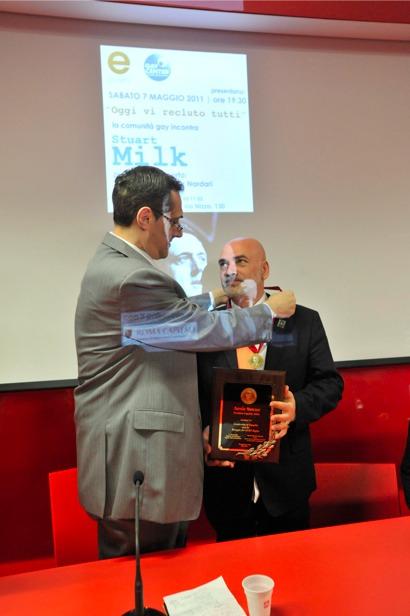 Milk premia Aurelio Mancuso