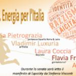 Save the Date - 4 Dicembre 2014 - Equality italia Roma & Lazio - Presentazione Manifesto dei Diritti