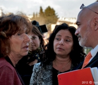 Presentazione dell'indagine sull'antisemitismo in Italia - Roma 26/03/12