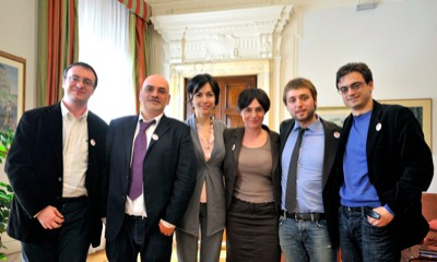 Mara Carfagna incontra Equality Italia
