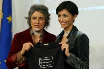 Paola Concia, Mara Carfagna