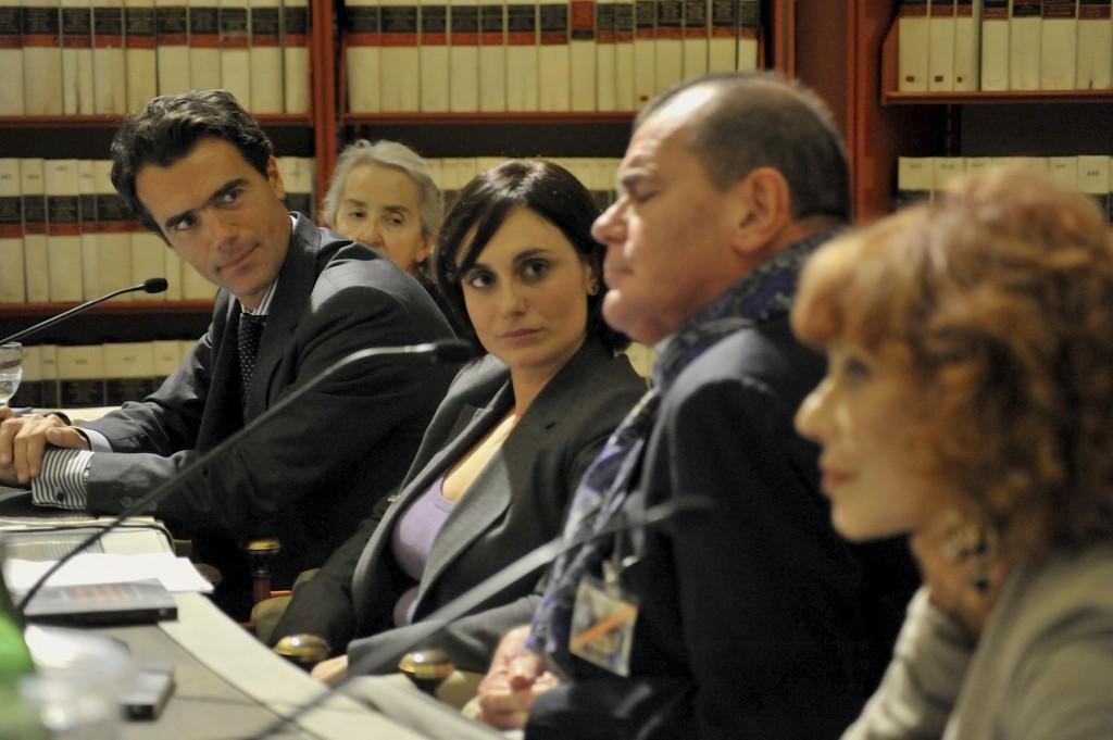 Mina Welby, Sandro Gozi, Simona C. Zucchett, Stefano Ciatti, Simona Marchini