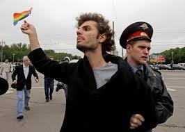 russia militante in arresto