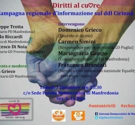 diritti al cuore - Equality capitanata