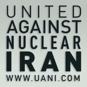 UANI - united against nuclear Iran